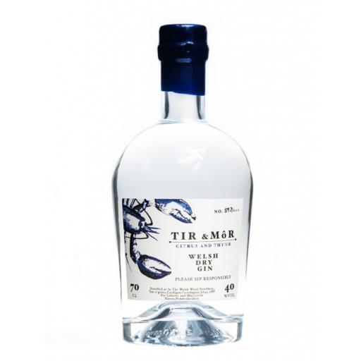 IN THE WELSH WIND Tir & Mor Gin