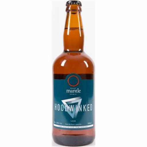 Mantle Brewery Hoodwinked