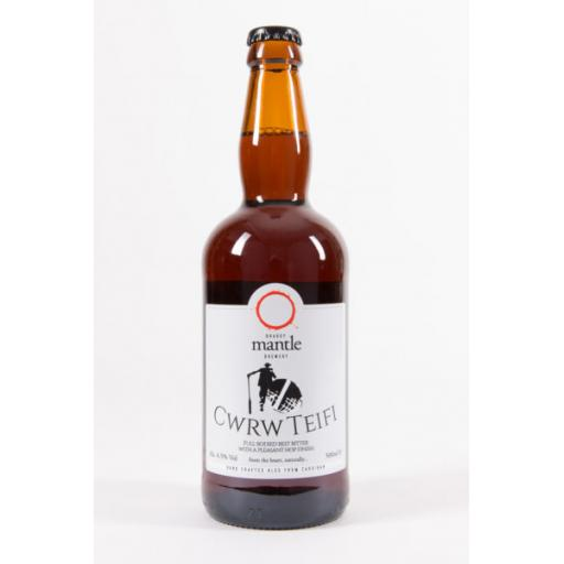 Mantle Brewery Cwrw Teifi