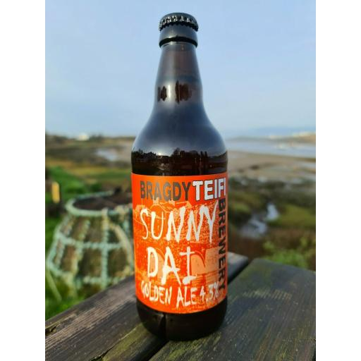 BRAGDY TEIFI Sunny Dai Golden Ale 4.3%