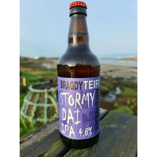 BRAGDY TEIFI Stormy Dai IPA 4.8%